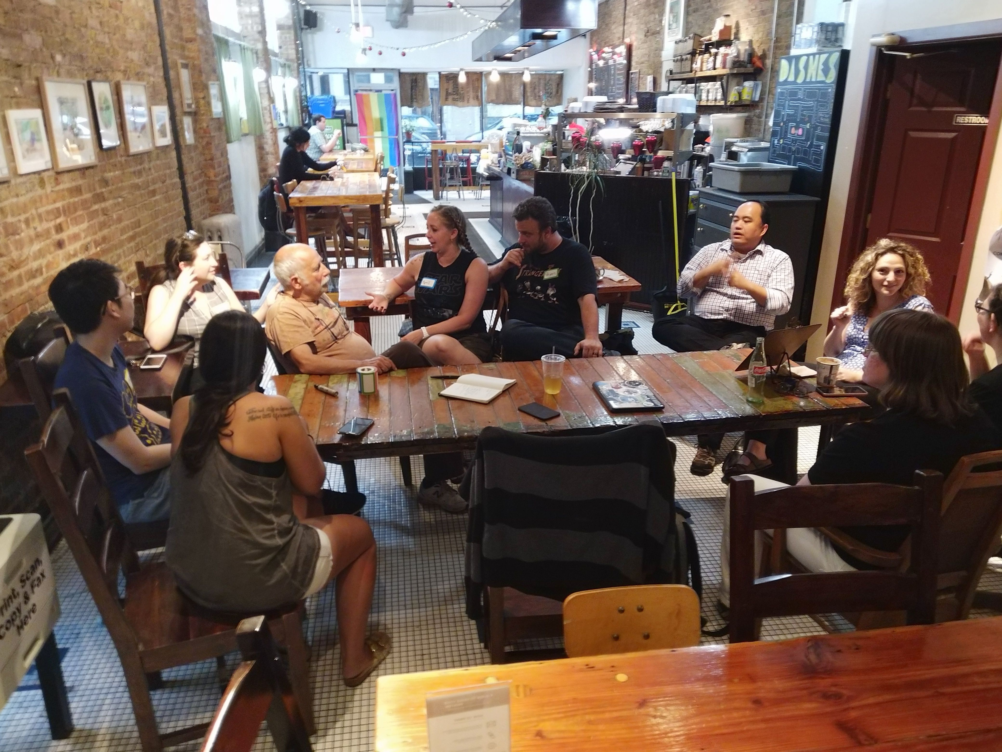 Chicago Deaf and ASL Meetup group