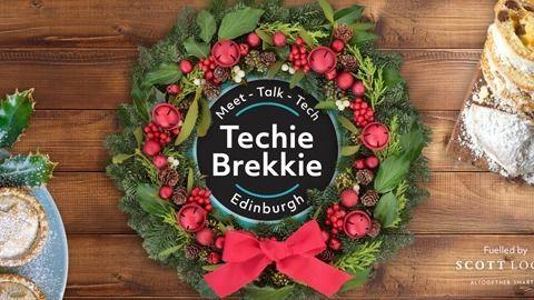 Techie Brekkie Edinburgh