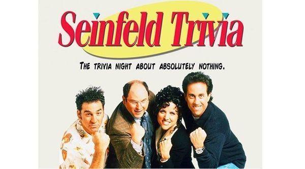 Seinfeld Trivia Night & Meet the Real Kramer! | Meetup