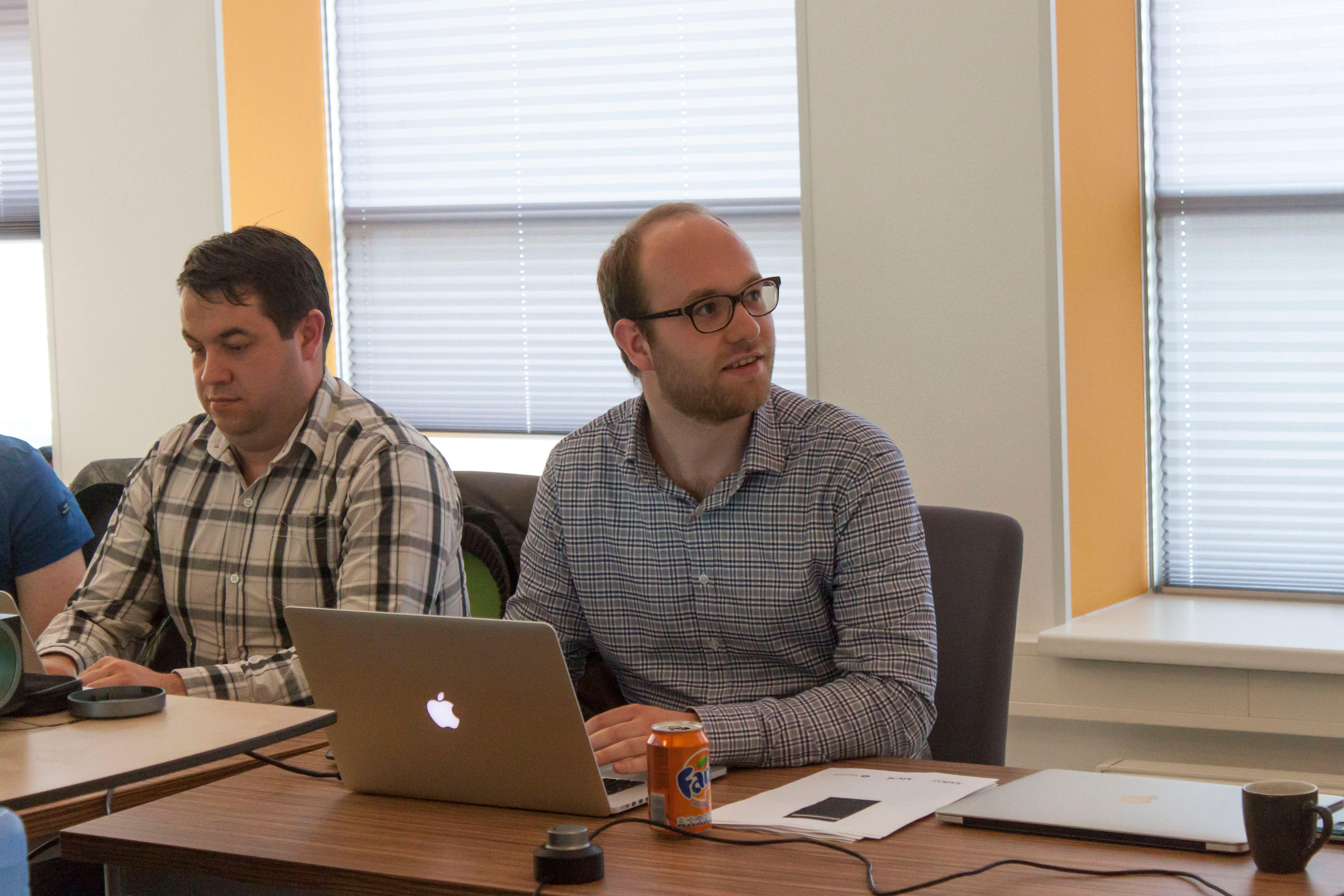 Xamarin, MvvmCross and .NET Meetup