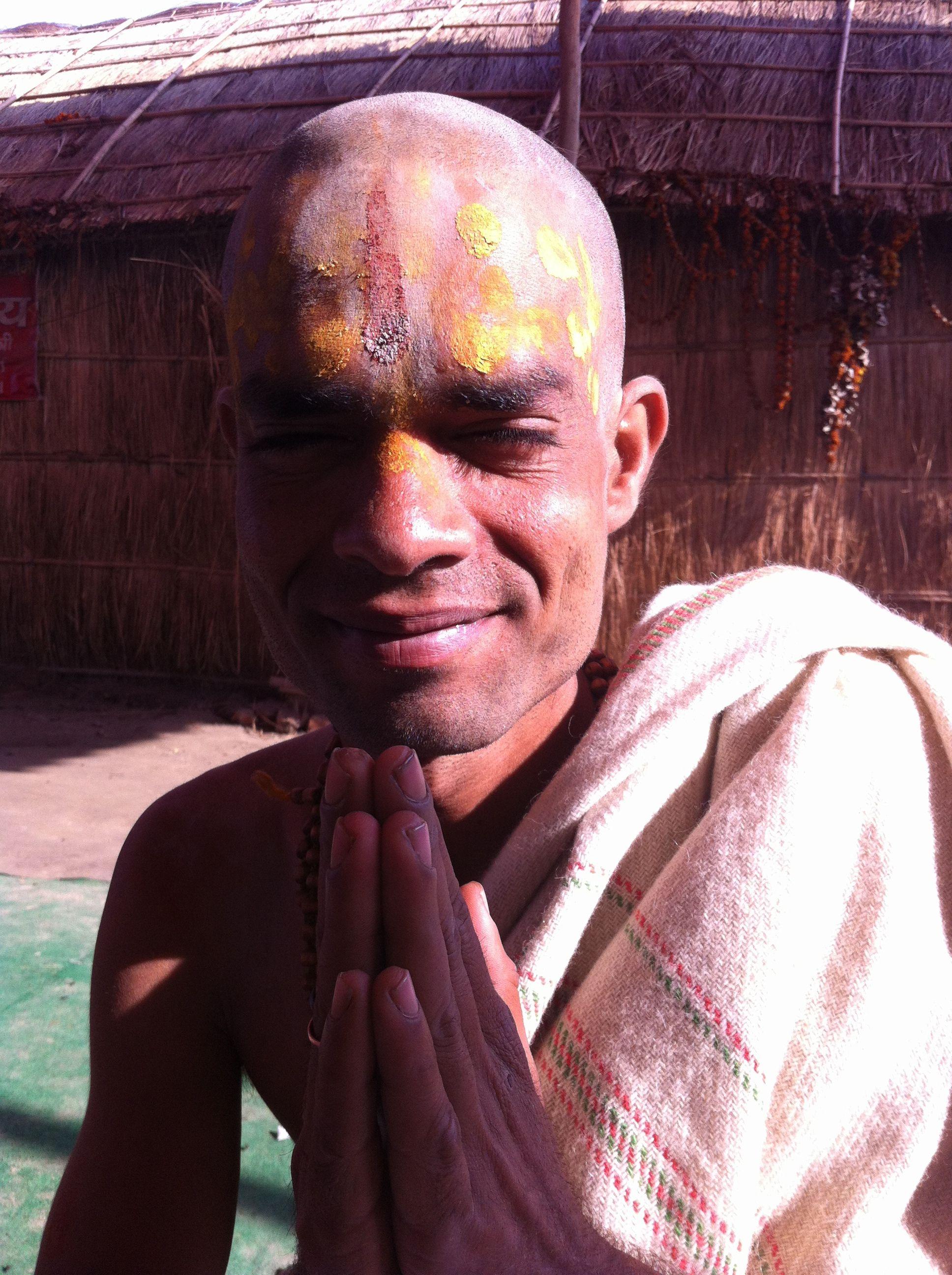 Hanuman Chalisa and Healing Mantra Seminar with Bharati in
