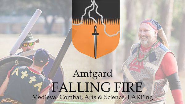 Amtgard of Brandon - Falling Fire