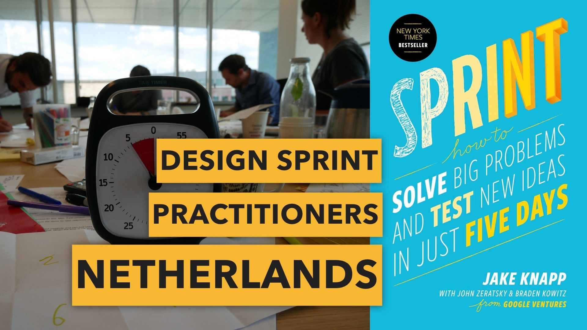 Design Sprint Practitioners NL