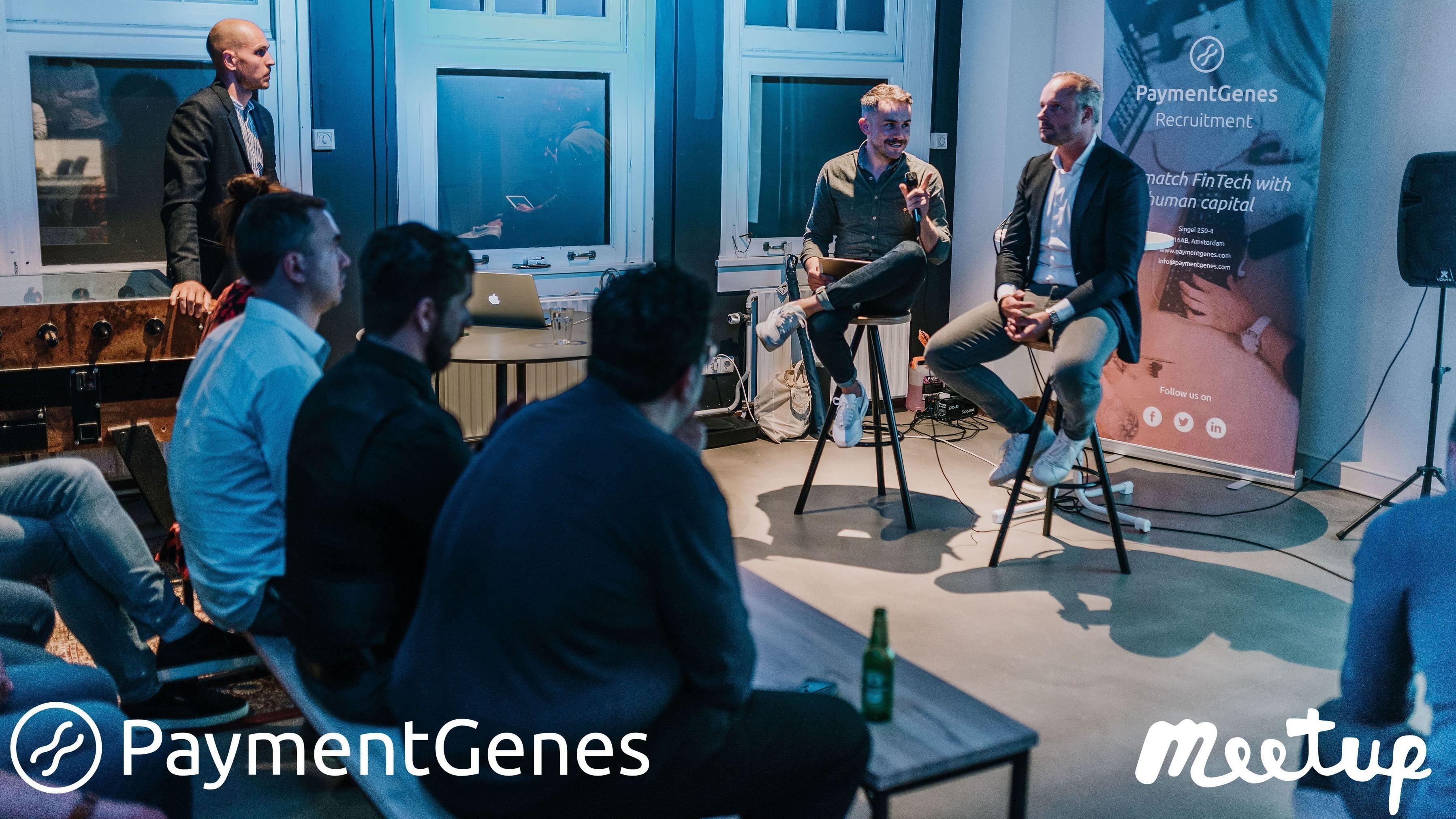 PaymentGenes FinTech Meetup
