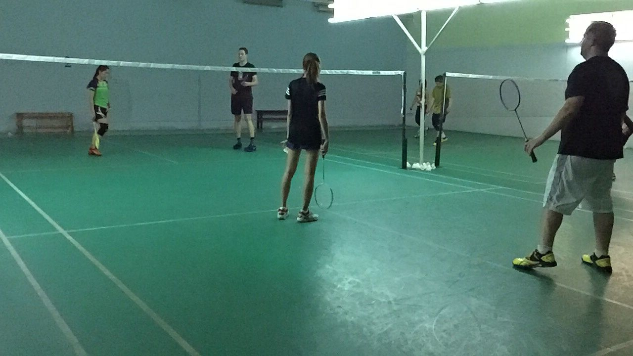 Bangkok Badminton