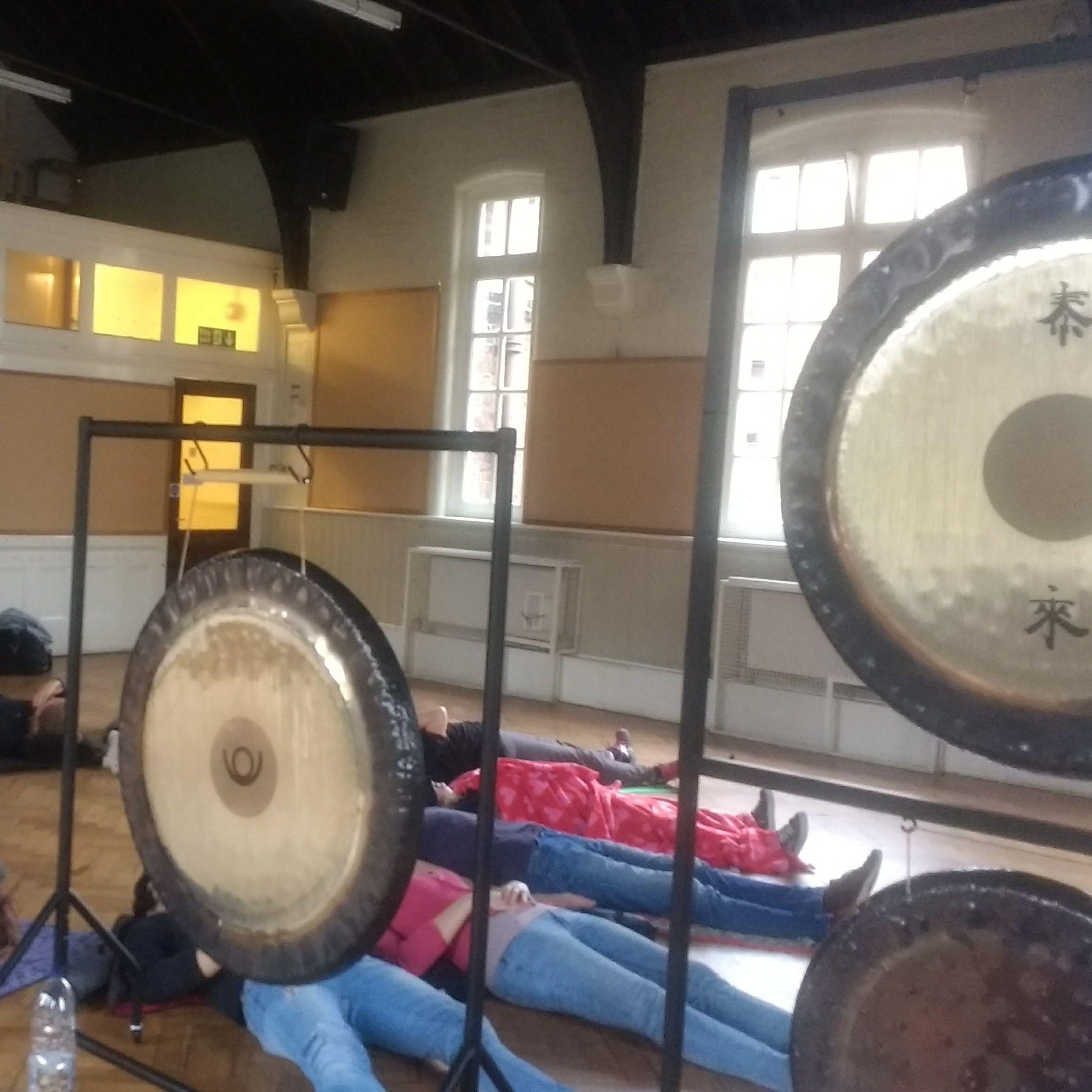 London Gong - Gong Bath & Sound Bath Meditation