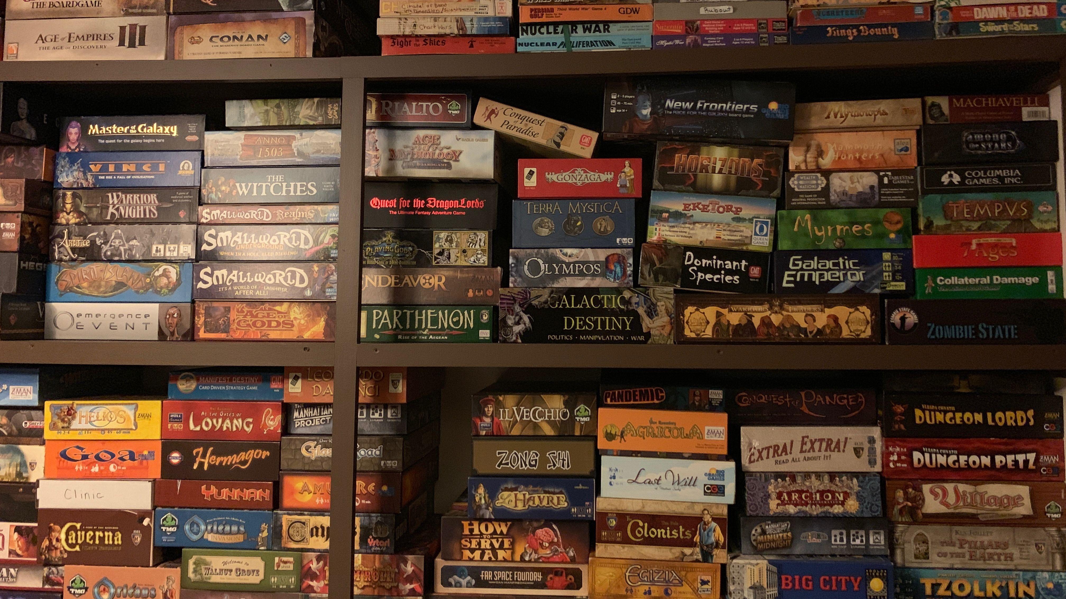 Central Texas Boardgames Meetup