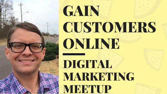 Gain Customers Online | Digital Marketing