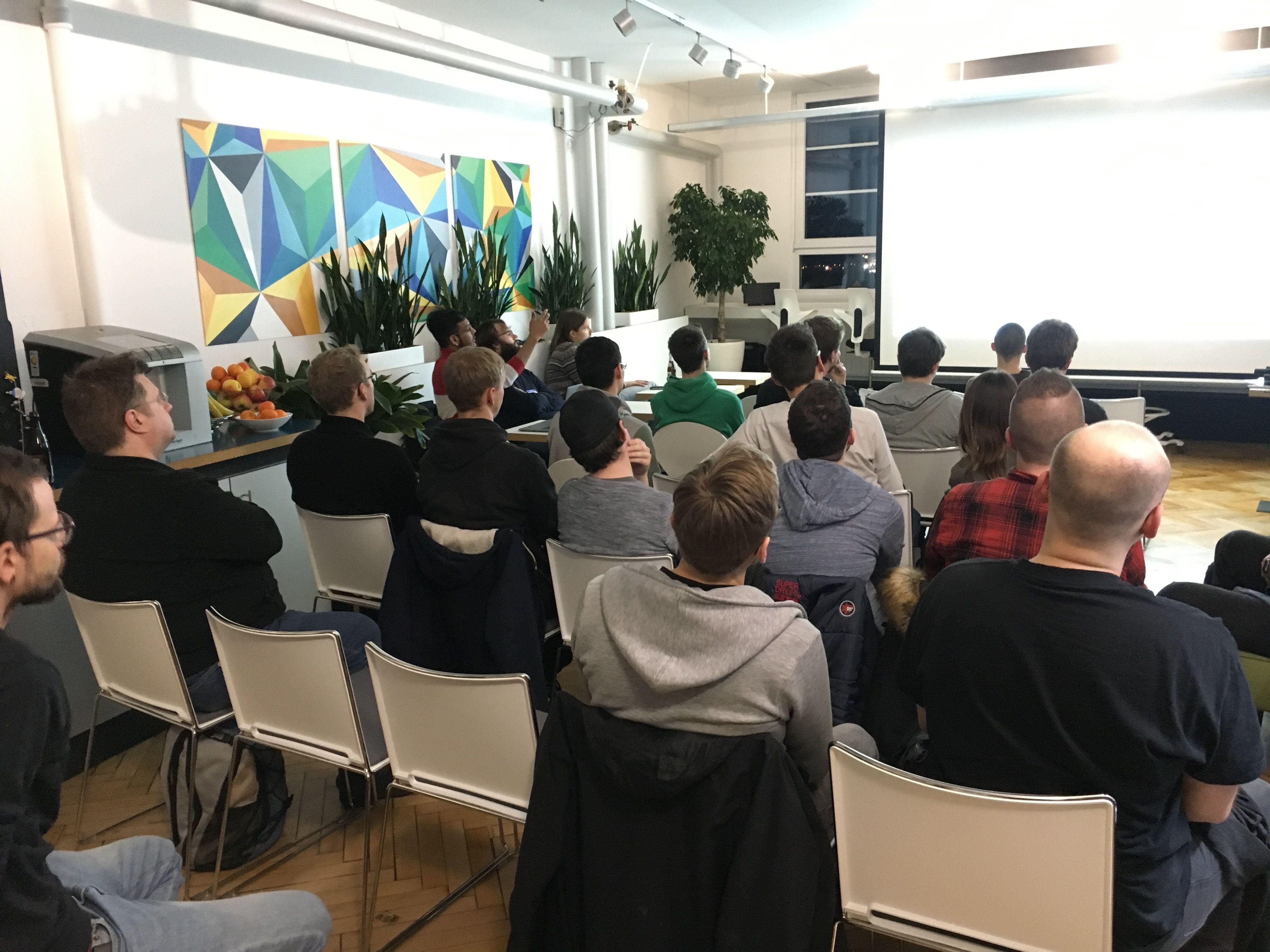 Stuttgart Javascript Meetup