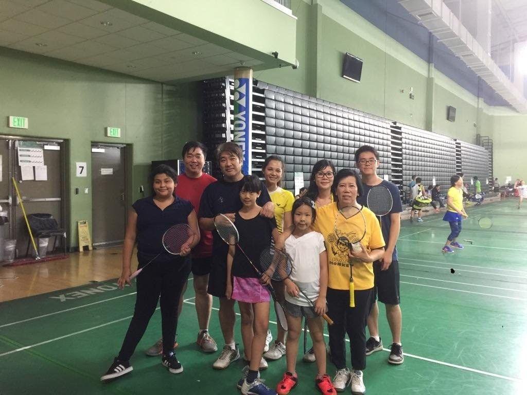 LABC Badminton Meetup