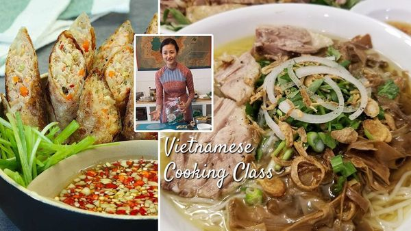 Vietnamese Cooking Class with Tien (The Lush Kitchen) | Meetup