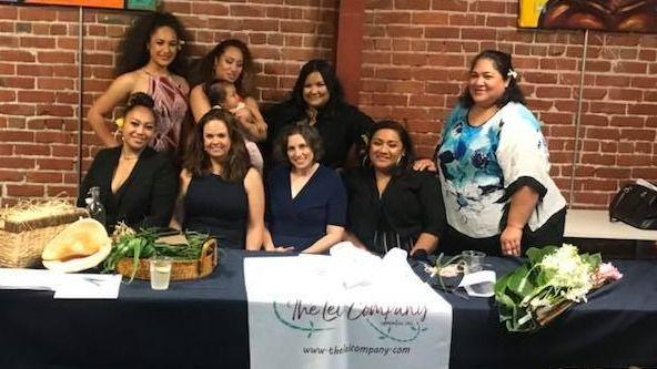 The Pasifika Entrepreneurs & Business Network