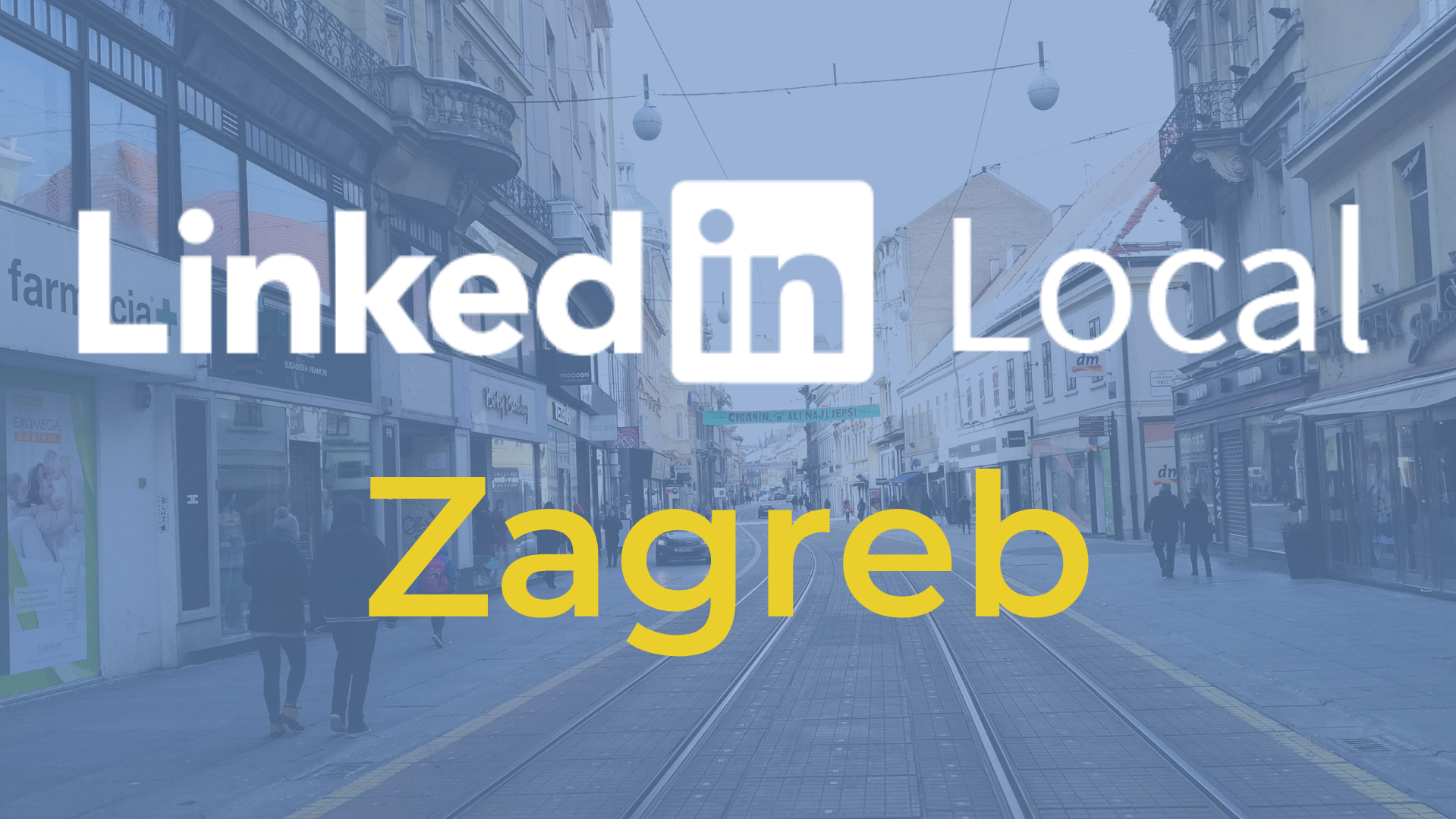 LinkedIn Local - Zagreb