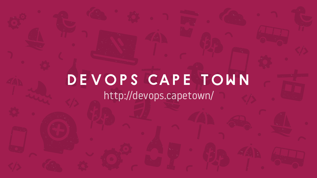 Cape Town DevOps Meetup
