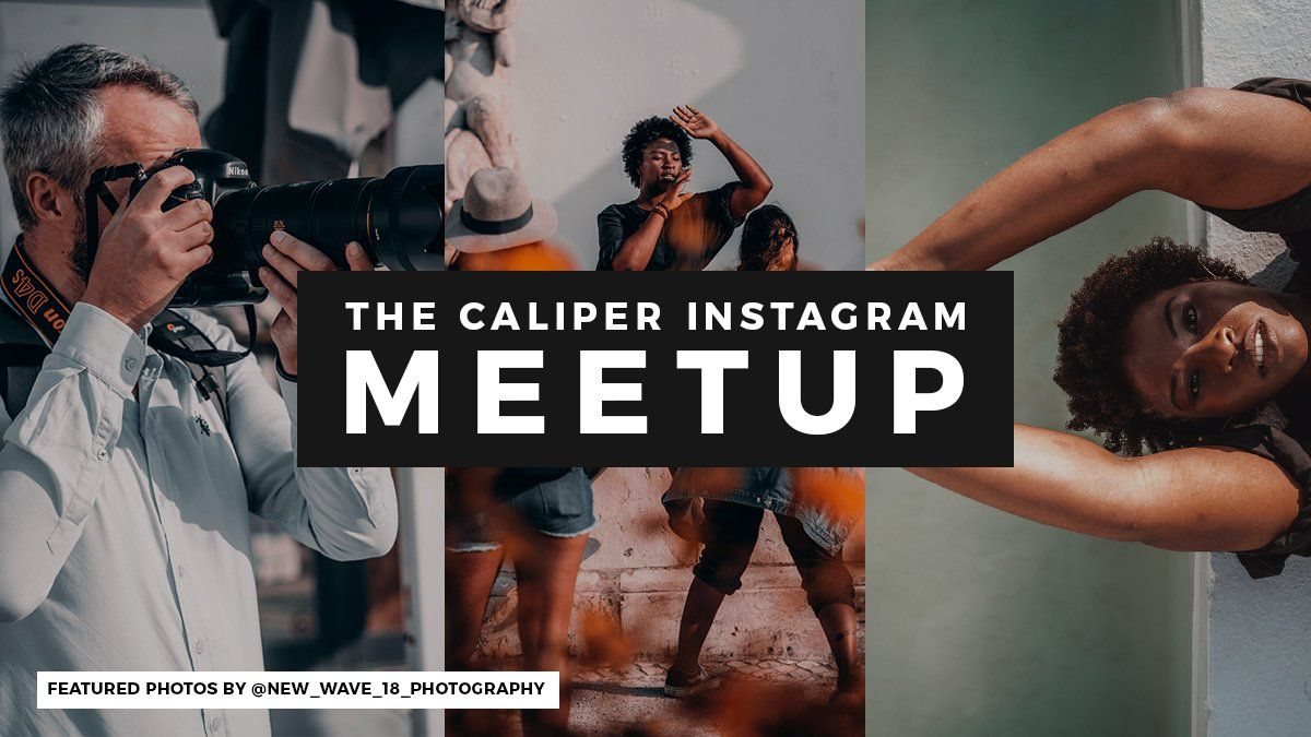Caliper Instagram Meetup #2