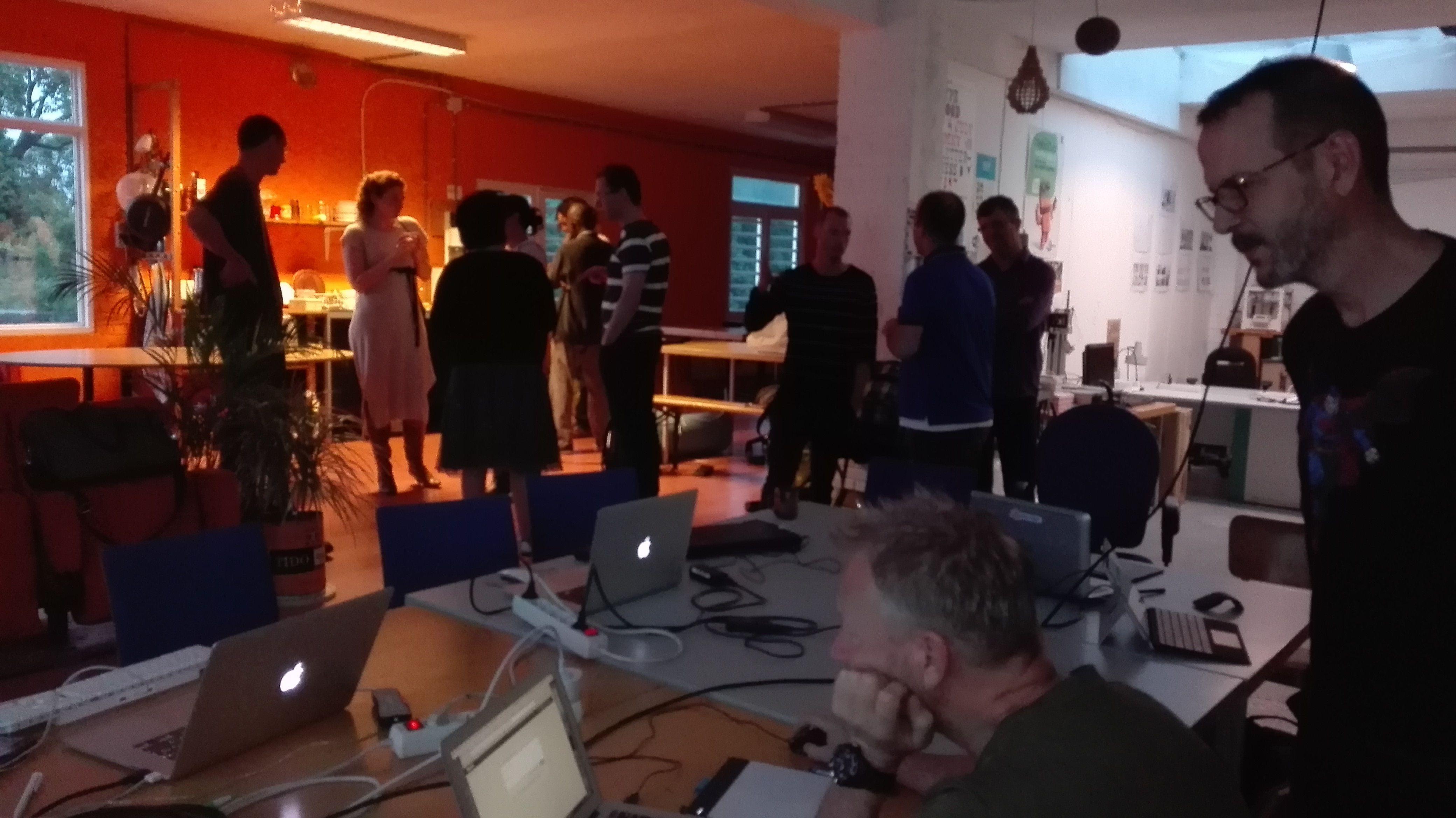 Amsterdam Blender 3D Meetup