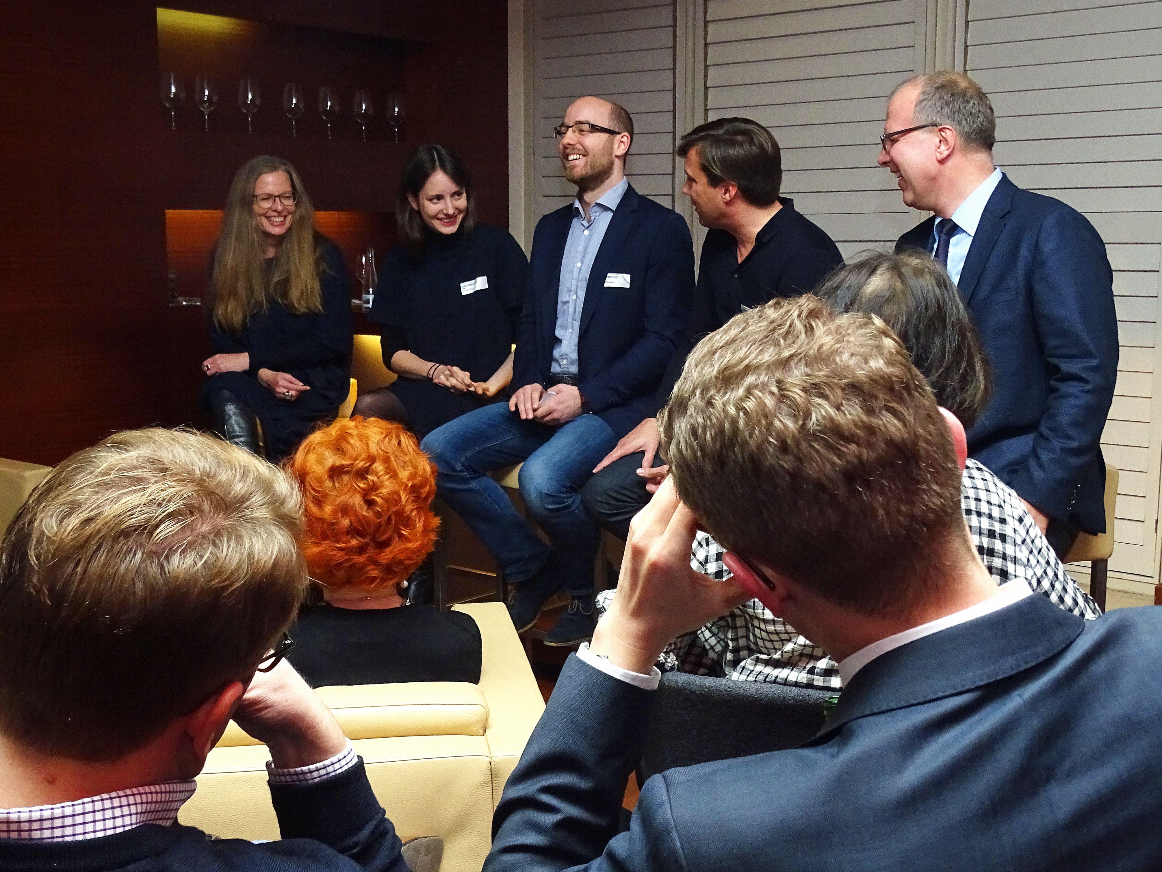 Berliner Pub Talk