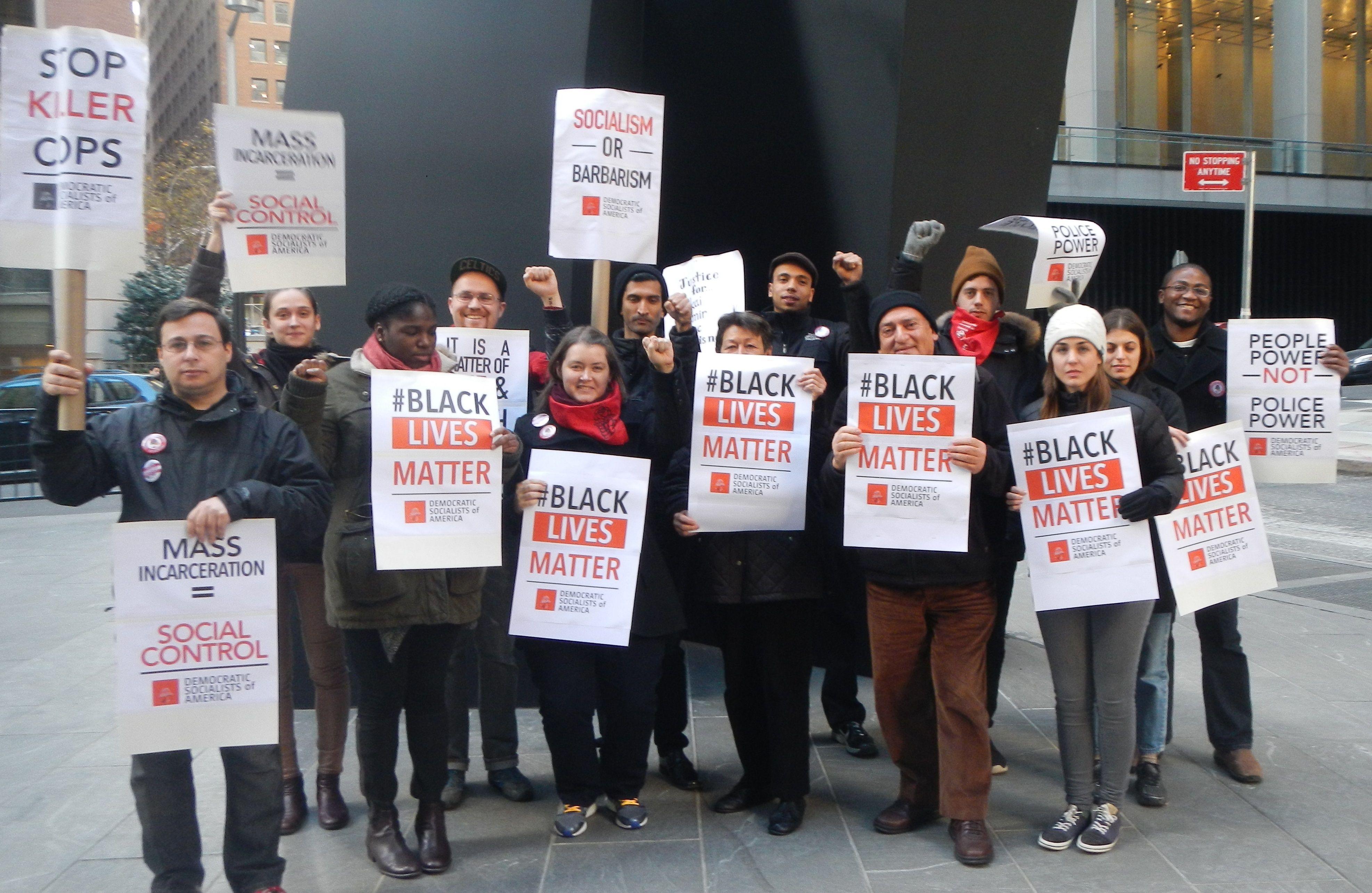NYC Democratic & Social Meetup