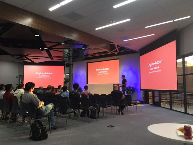 Silicon Valley Ember.js Meetup