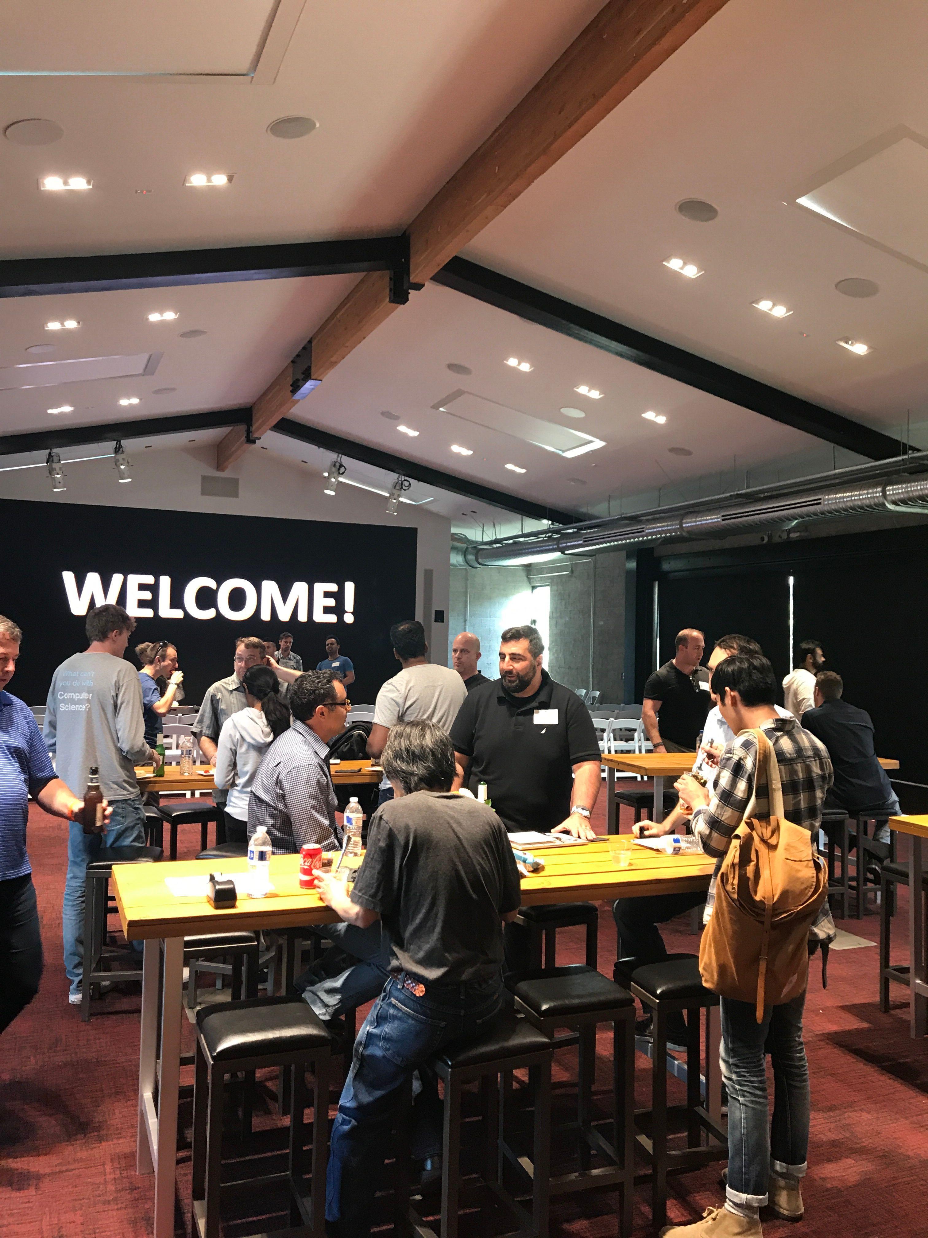 NCC Group Open Forum - Los Angeles
