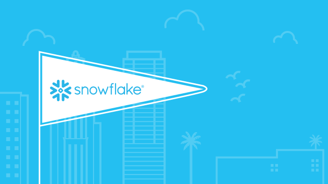 Snowflake Users Group - Talk Data Analytics Strategies with Airlines