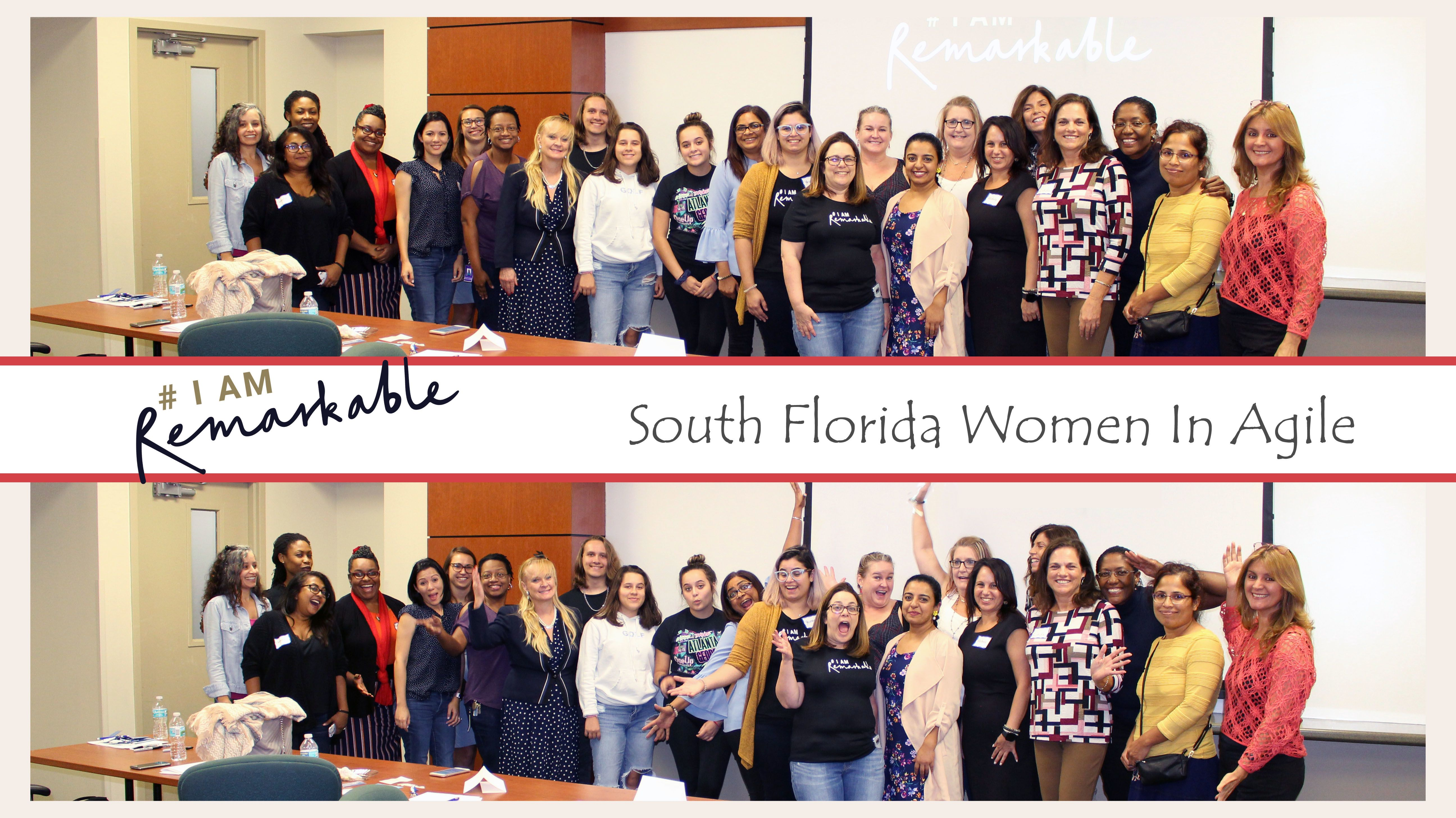 Empowering South Florida Women In Agile