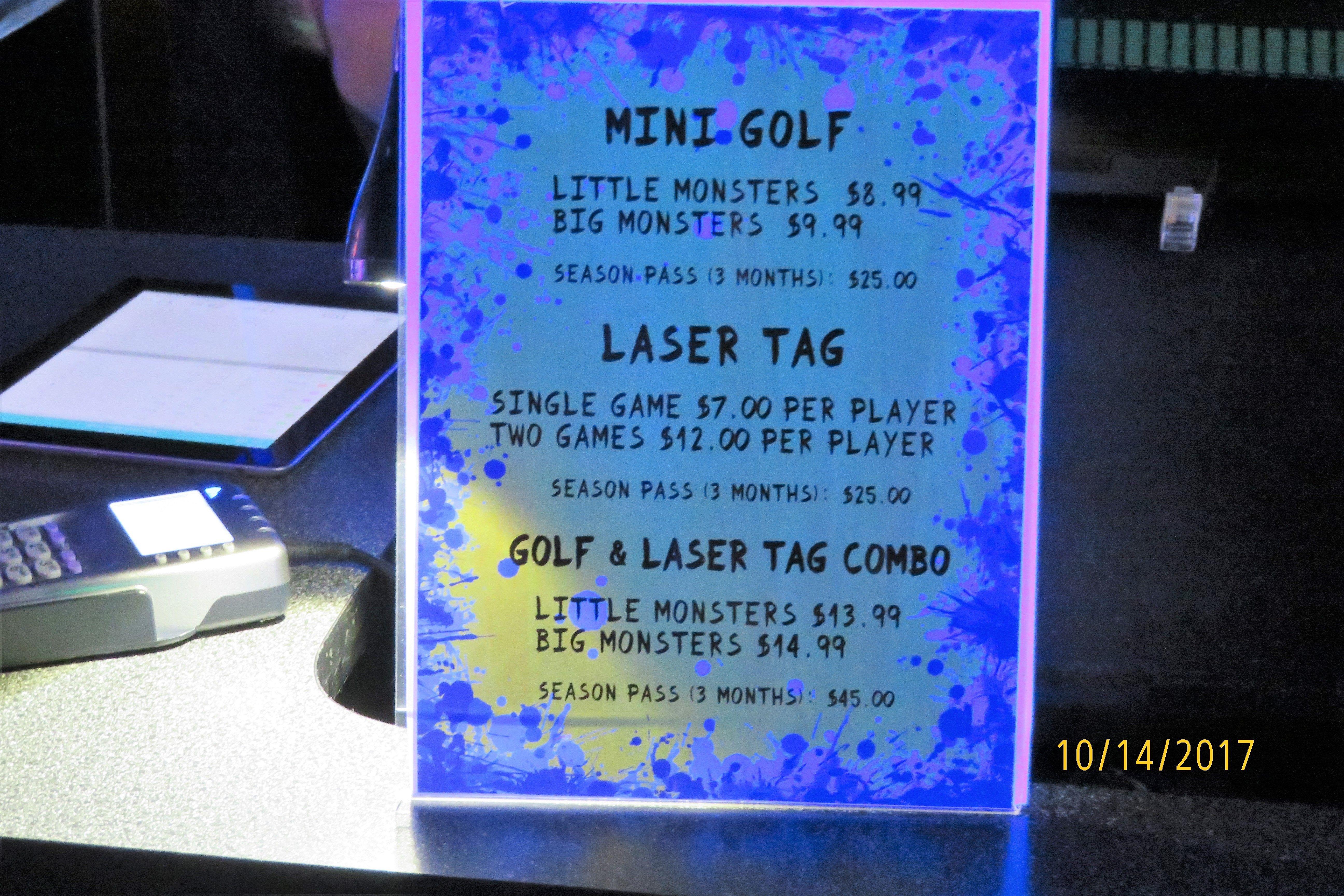 monster mini golf san antonio tx