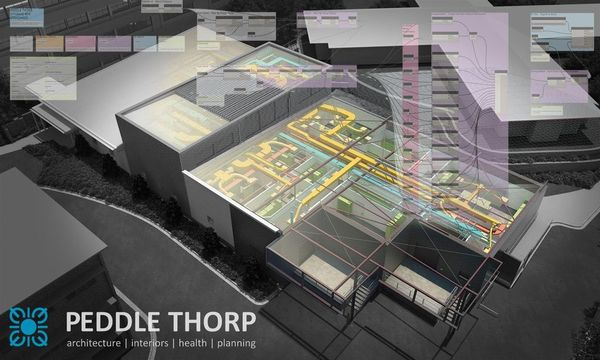 Peddle Thorp Will Host A Series Of Short Presentations To Highlight Their Developing Skills Using Computational Design Tools Primarily Dynamo