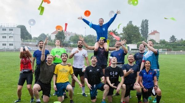 Paris Tag Rugby Meetup