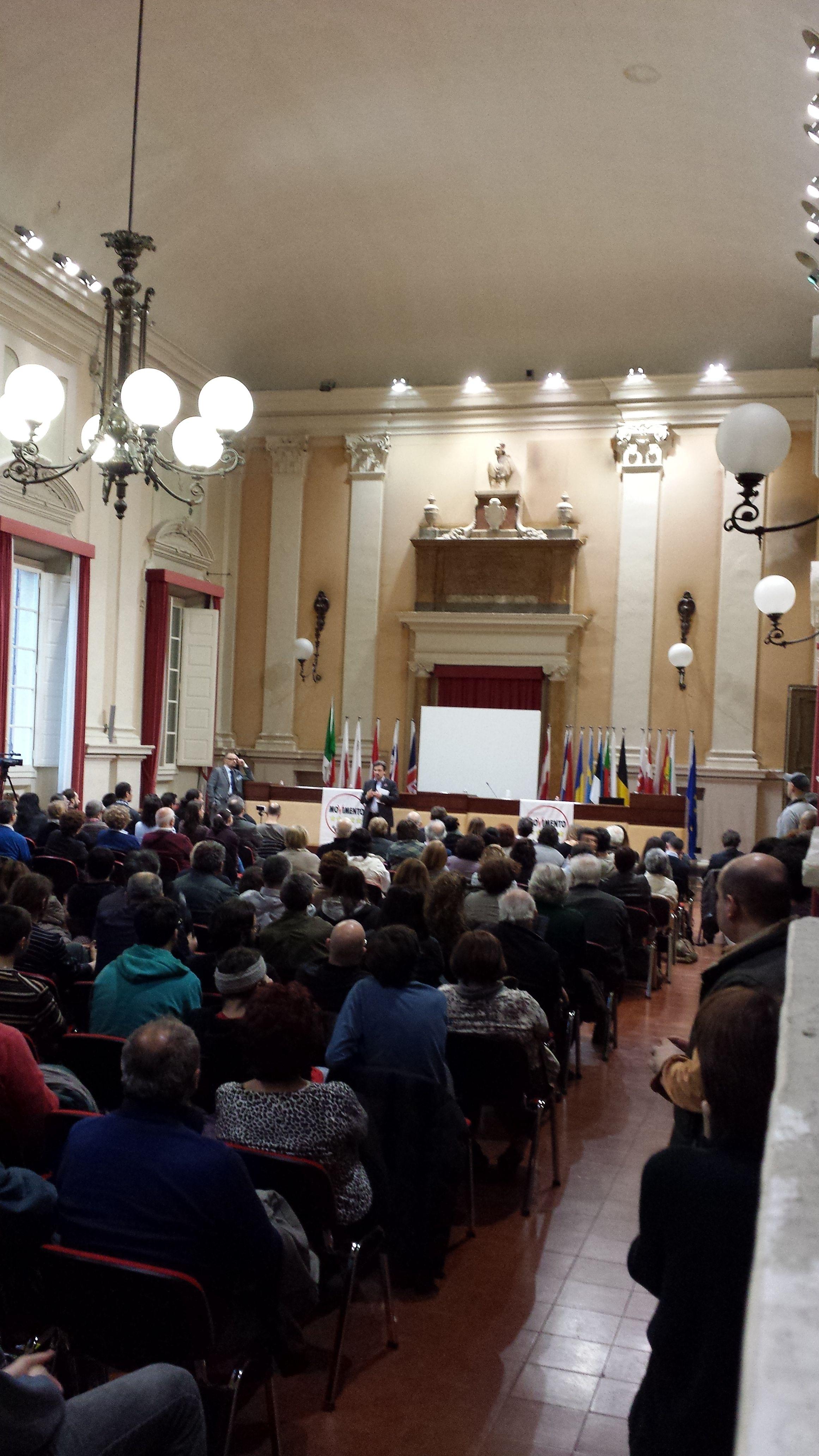 Forlì per le 5 Stelle - Amici di Beppe Grillo Forlì