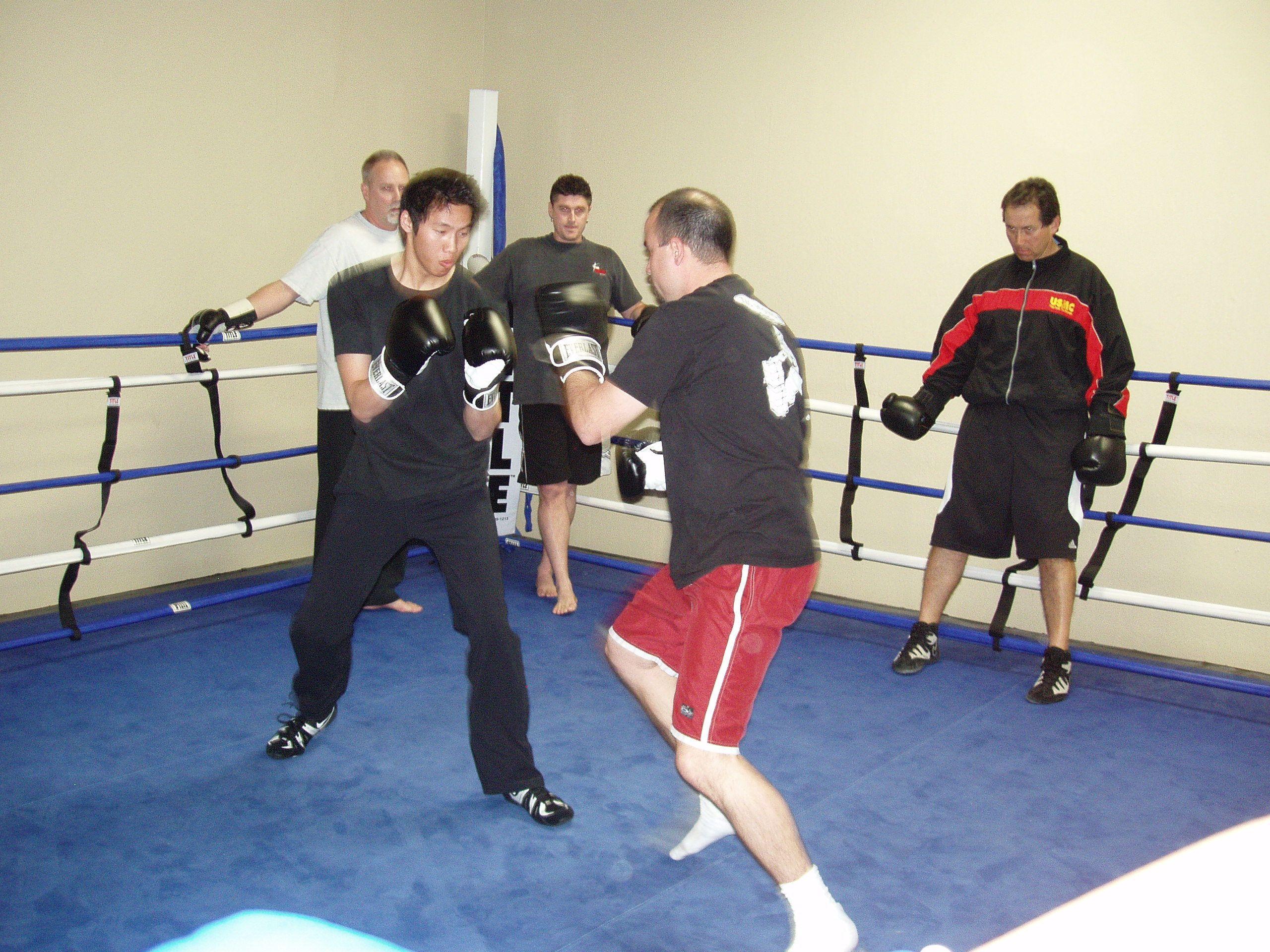 Livermore - Darcio Lira Boxing School