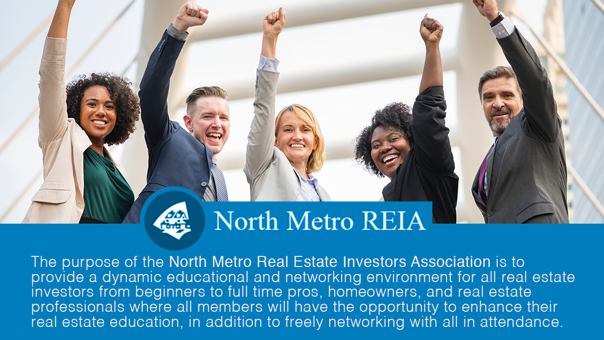 North Metro Real Estate Investors Association