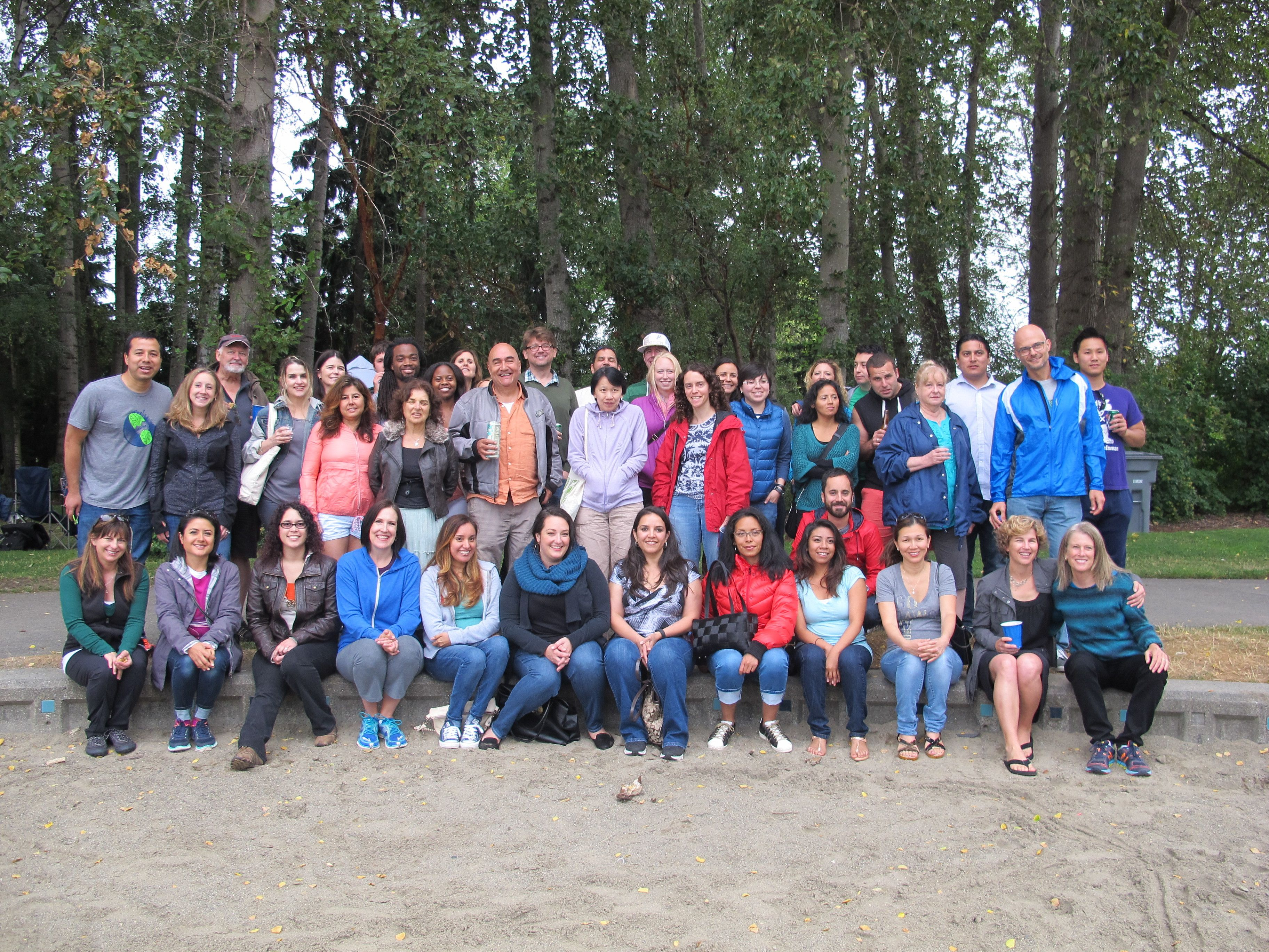 The Bellevue Spanish Language Meetup Group