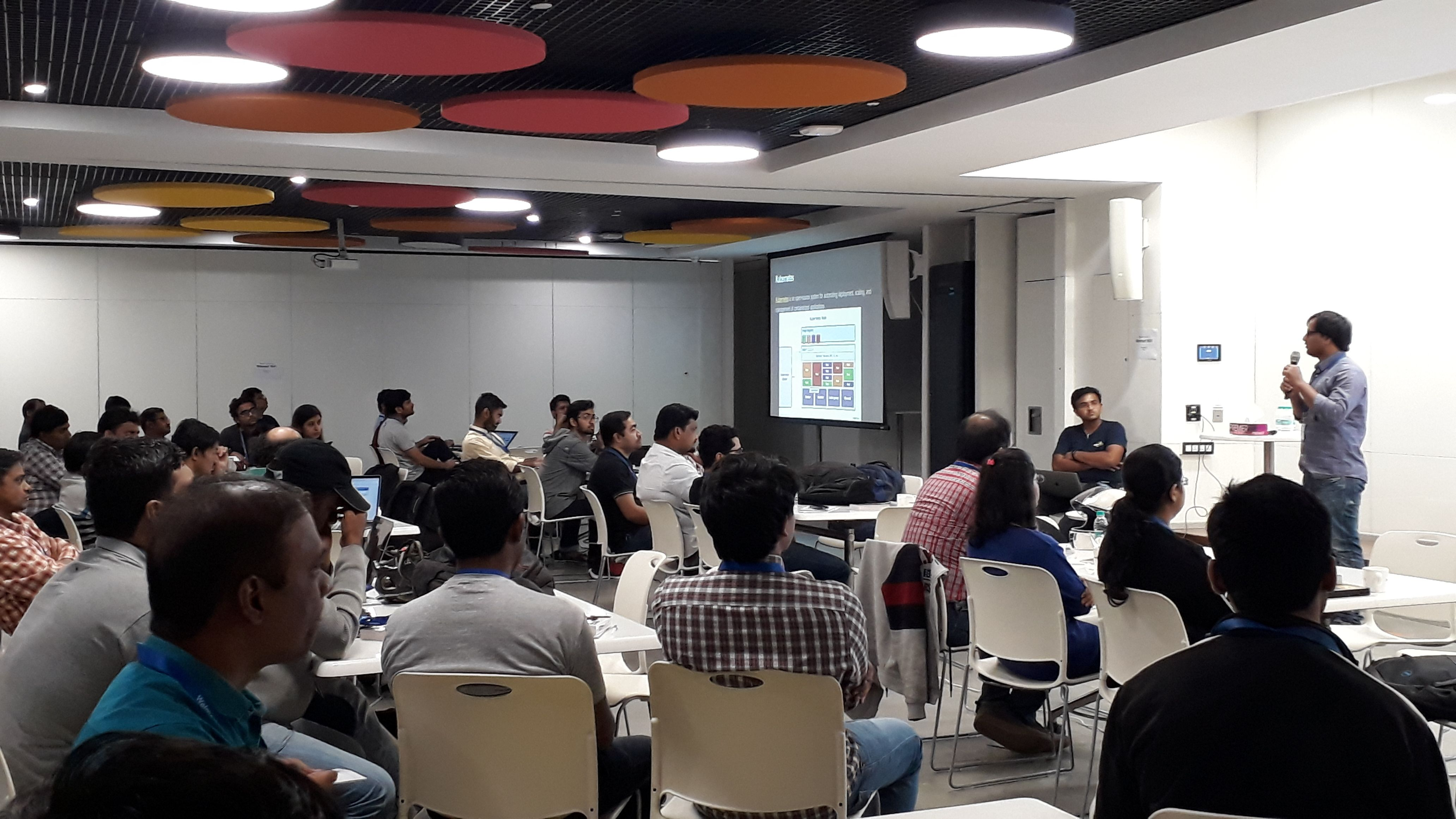 Quarterly Large Scale Production Engineering (LSPE) meet up