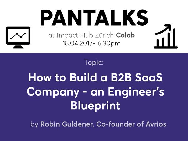 Impact hub zurich how to build a b2b saas company an engineers how to build a b2b saas company an engineers blueprint malvernweather Images