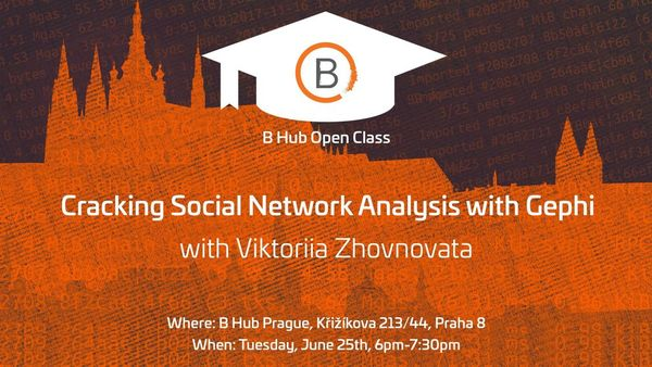Cracking Social Network Analysis with Gephi | Meetup