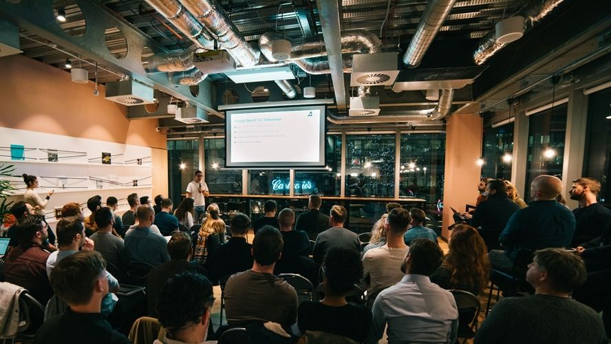 The UX Crunch - Manchester - Tech Circus