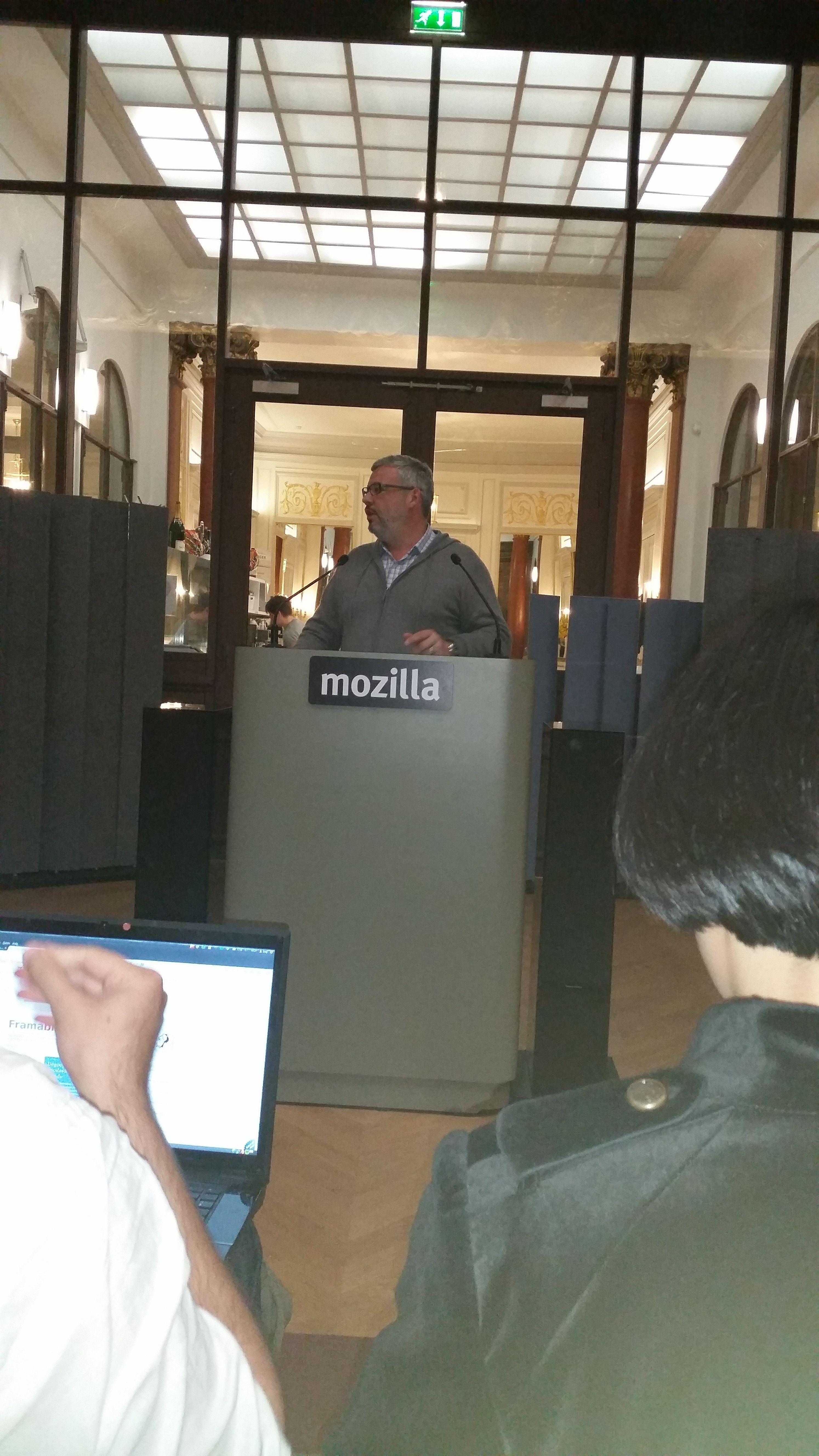 Paris Meetup pour la décentralisation d'Internet