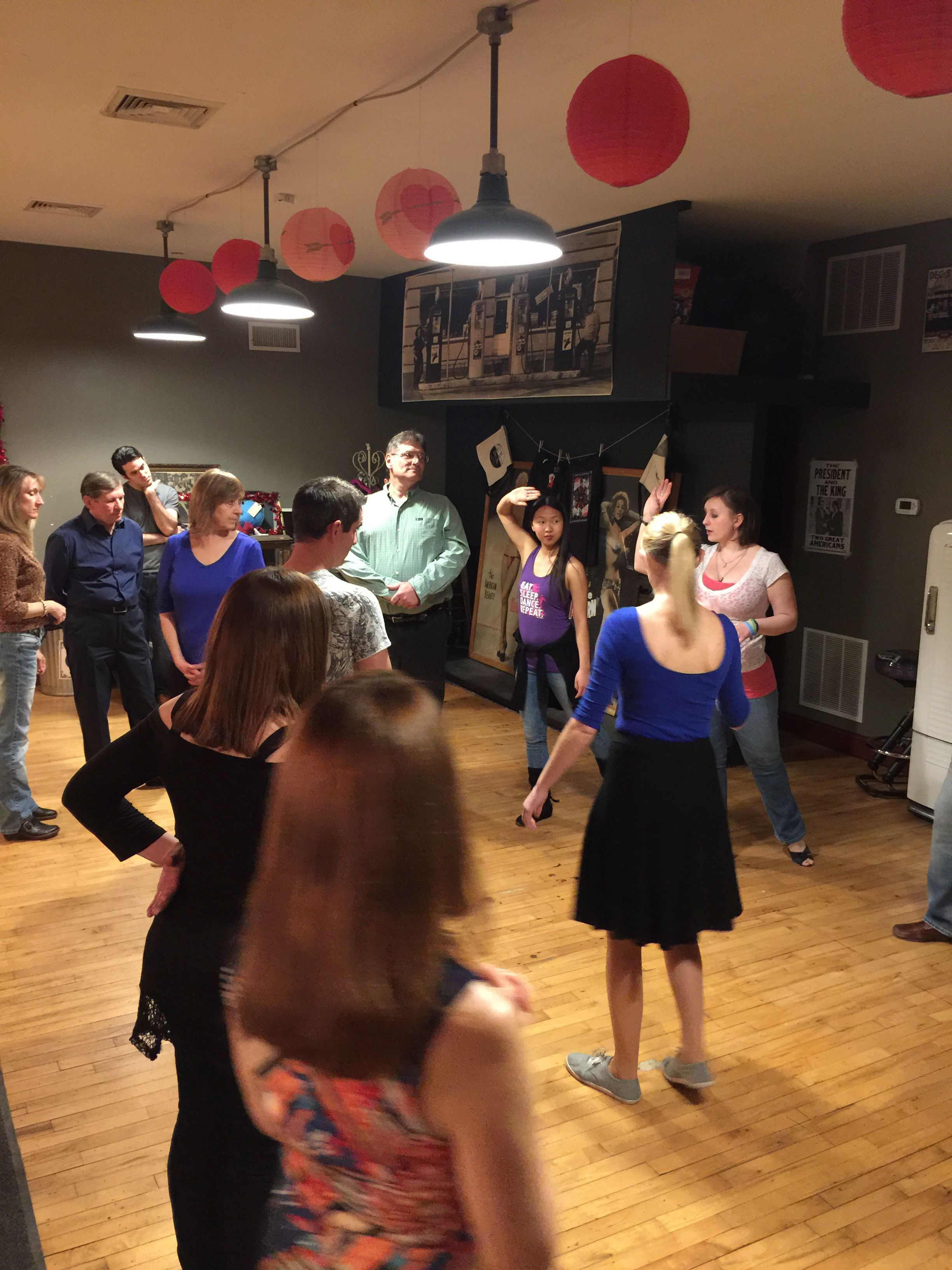 The Greater Lehigh Valley Dance Network