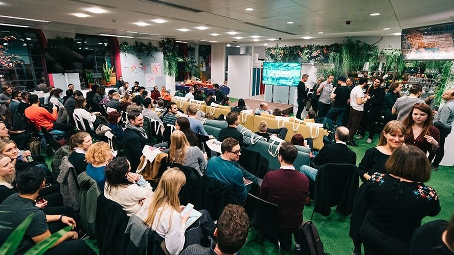 The UX Crunch - London - Tech Circus