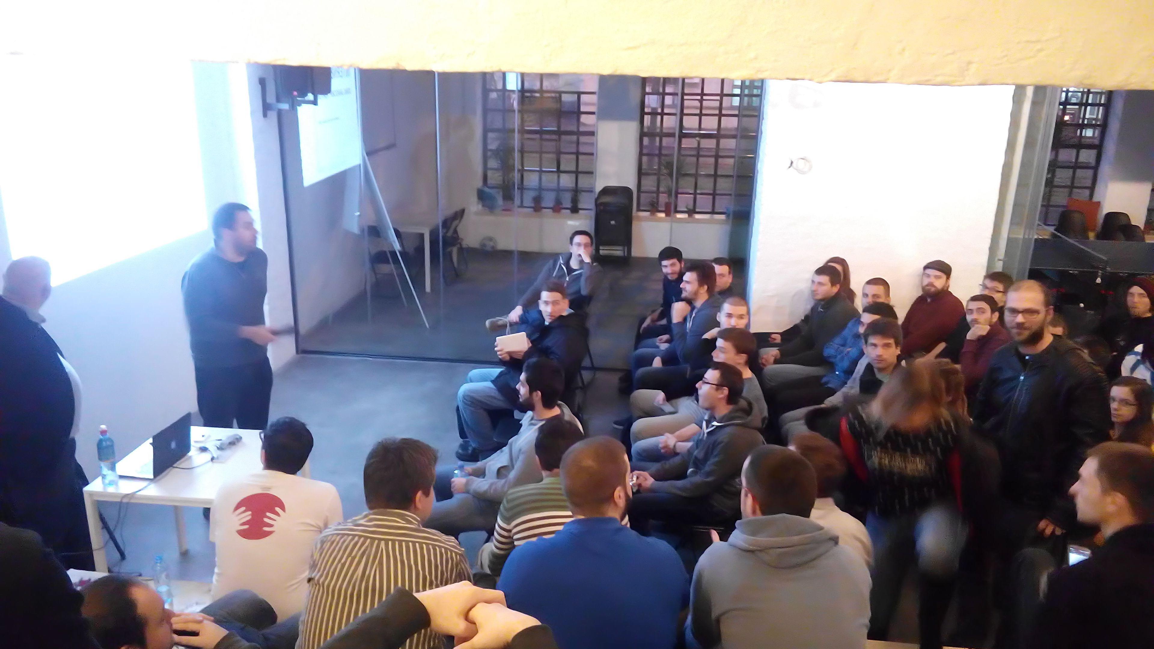 JS Belgrade Meetup