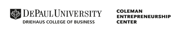DePaul Coleman Entrepreneur Center Logo