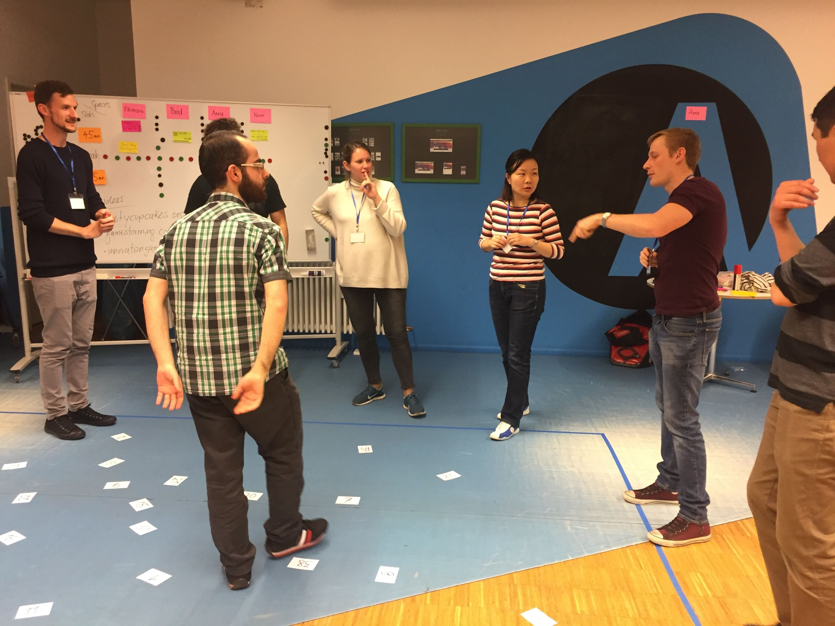 Agile Game Lab