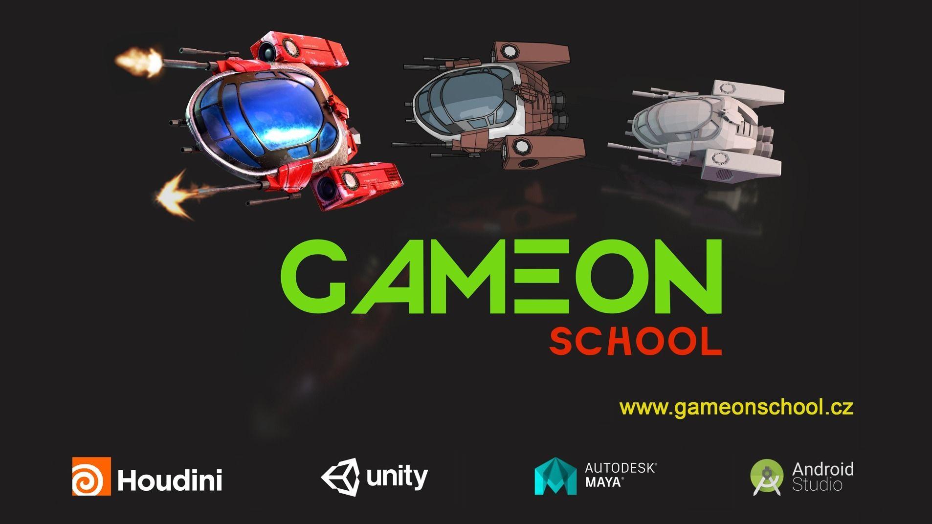 Prague Indie Games  GAMEON School  | Meetup