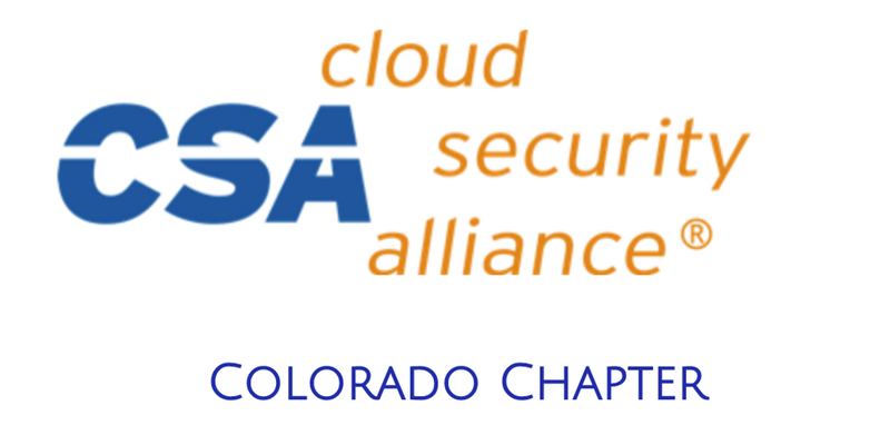 Denver Cloud Security Alliance Meetup