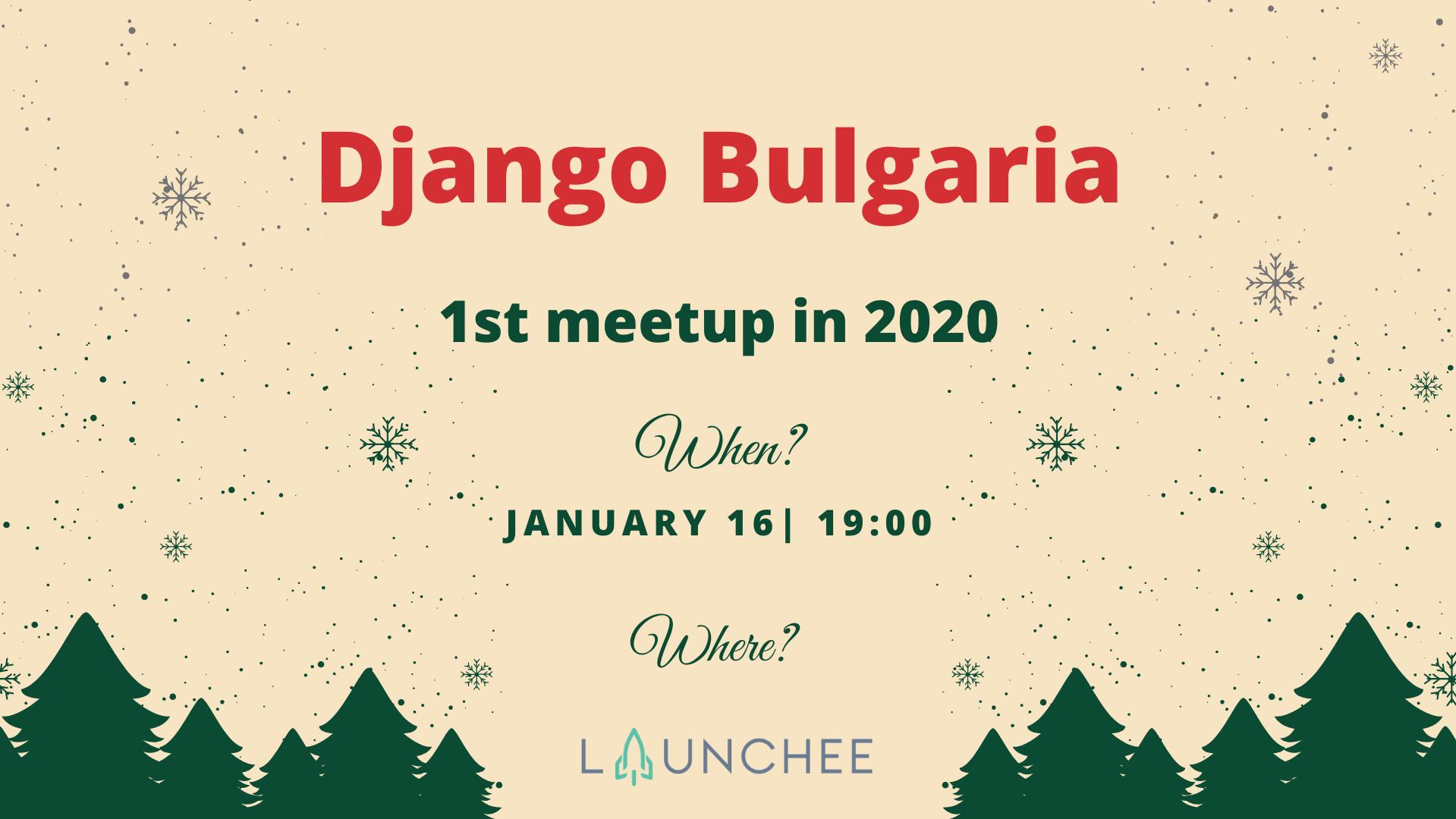 Django Bulgaria