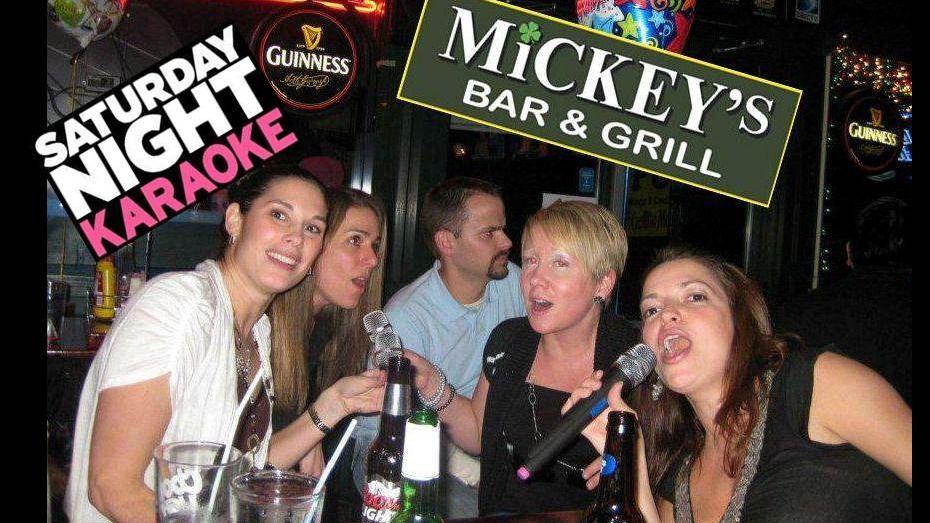 Karaoke New Jersey at Mickey's in Lyndhurst