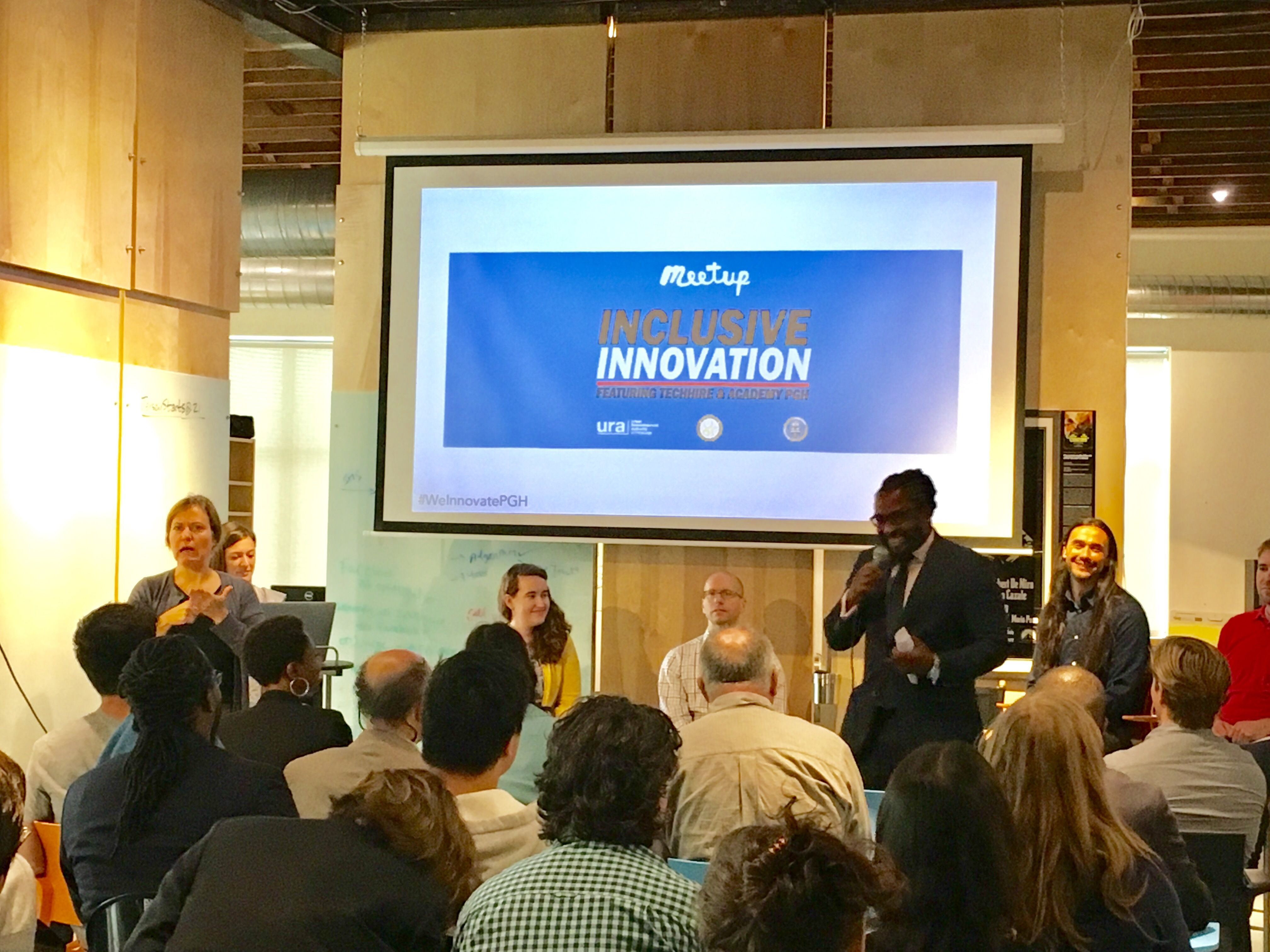 Pittsburgh Inclusive Innovation Meetup