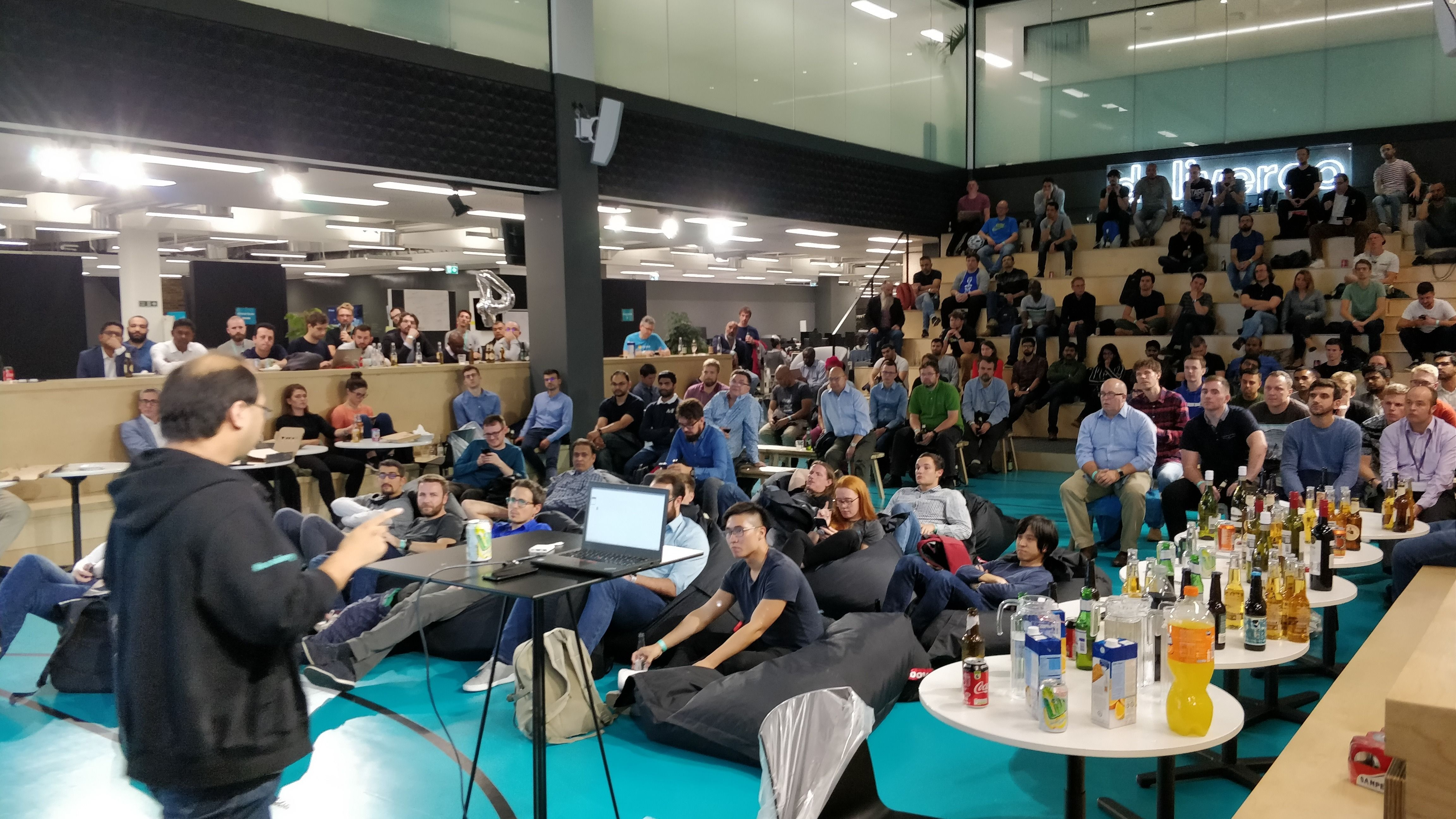 London μServices (Microservices) User Group