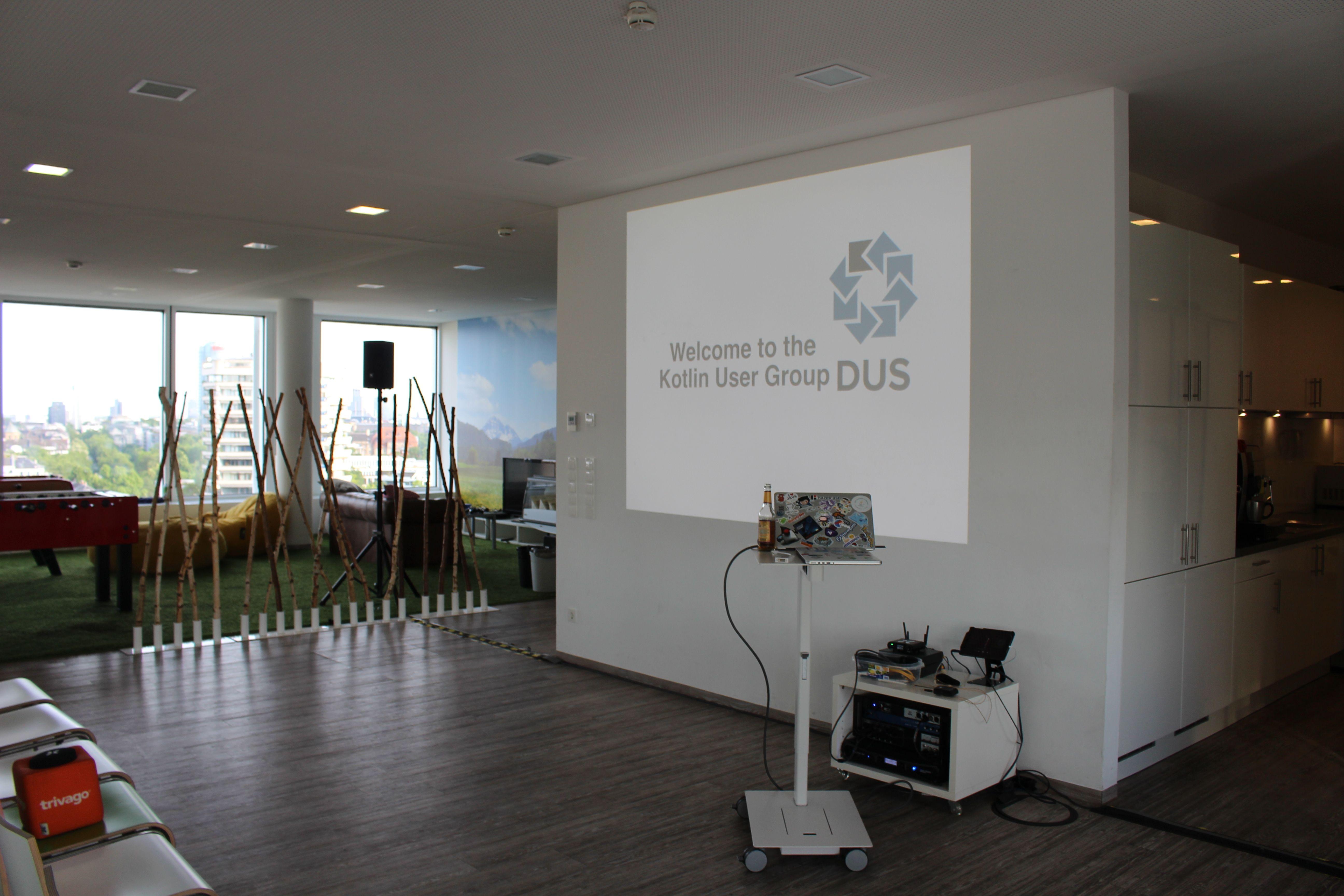 Kotlin User Group Düsseldorf